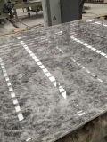 Высокие Polished серебряные мраморный плитки для украшения /Wall пола