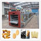 Maquinaria de 304 biscoitos com preço do competidor para o uso da fábrica