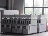 熱い販売ペットびんの半自動ブロー形成機械