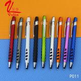 Penna di plastica libera di scrittura di immaginazione della penna del campione su vendita