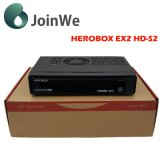 Приемник Herobox Ex2 дешифратора IPTV Turbo комбинированный