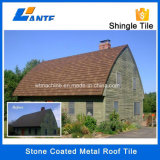 Azulejo de material para techos resistente del metal del Galvalume del tratamiento de la huella digital