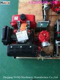 Bomba de luta contra o incêndio de Bj-9b/Jbq4.0/7 10HP com motor Diesel