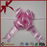 Lovely Purple PP Butterfly Pull Bow para embrulho de presente