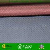 Tissu estampé gravé en relief de mémoire pour les jupes tissées