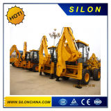 Silon Brand Mini Wheel Backhoe Loader с Good Price (WZ30-25)