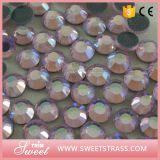 Ltpeach T-Shirt Stone Crystal Rhinestone-Diamant