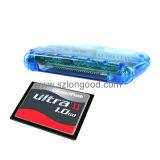 Leitor de cartão todo em um multi USB 2.0 do excitador