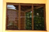 현대 조정가능한 주거 프레임 유리창 미늘창