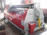 Machine à cintrer W12-12X3000 de 4 rouleaux