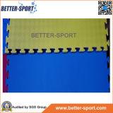 Двойная циновка ЕВА цвета, реверзибельная циновка пены ЕВА для Taekwondo