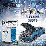 차 정비를 위한 Hho 엔진 탄소 세탁기술자
