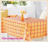 安いPVC /Plasticテーブルクロス結婚式または党装飾