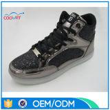 كبيرة [ديسونت] رجال [لد] رياضة حذاء رياضة صاحب مصنع الصين مقبول عالة علامة تجاريّة وتصميم