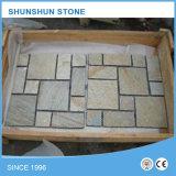Mattonelle della maglia del mosaico dell'ardesia per muro e la pavimentazione