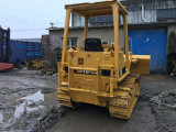 Mini 7000kg Used Crawler 40hq-Container-Packing Caterpillar D3c Hydraulic Bulldozer (CAT-3204-ENGINE, 2006~2009)