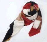 Écharpe multi d'impression de couleur de mode de châle européen neuf de type