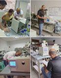 Probador mecánico portable del petróleo de la impureza del aceite lubricante (PC-511)