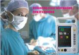 患者モニタリングのための7インチのMulti-Parameterの忍耐強いモニタEwP807