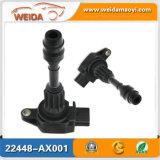 22448-Ax001 bobine voor Nissan III Maart Micra Cr14de 1.4