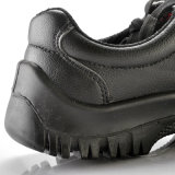 Certificado CE Preto ESD Chef Shoes Dustman Safety Shoes L-7196