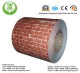 벽돌 패턴은 강철 코일을 Prepainted