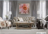 Chesterfield Sofa con Fabric Sofa per Sofa Furniture