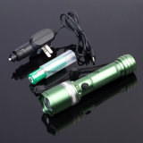 Focusing回転1X18650 BATT 6 Modes T33 Flashlight