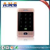 IP65 leitor ao ar livre do metal NFC RFID com o teclado da senha