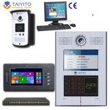 IP del telefono del portello di Vido collegato obbligazione nel video sistema di telefono del portello