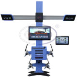 Accuracy mais elevado 3D Wheel Alignment Machine para Auto Repair Machines