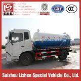 les eaux d'égout de Dongfeng de camion d'aspiration d'eaux d'égout du vide 10000L troquent la vente