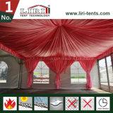 sechseckige Zelte des 15m Spant-6 für 500 Leute für das im Freienlebesmittelanschaffung-Speisen
