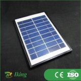 Хорошее качество для панели солнечных батарей 5W9V с дешевым ценой