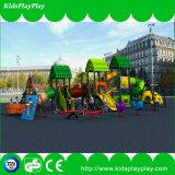 Neues im Freien preiswertes Plastikplättchen des Spielplatz-2016 für Kinder