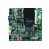 Celeron 1037u Prozessor 6 COM-dünnes Mini-Itx eingebettetes Motherboard