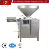 Hohe Produktions-automatischer Vakuumwurst-Einfüllstutzen-Wurst-Füllmaschine-Wurst-Hersteller