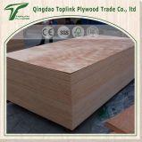 madera contrachapada comercial de 1220*2440*12m m barata