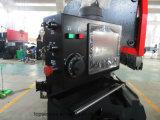 Tipo máquina de Underdriver de dobra do controlador da alta qualidade Nc9 para a placa de metal