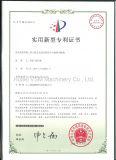 levage électrique de ciseaux de 6-11m avec le certificat de Withce de modèle de brevet de pédale