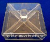 Nuovo in contenitore acrilico di caramella della radura della casella