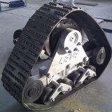 Sistema di pista di gomma 1100mm*320mm*750mm per i veicoli ed il camioncino scoperto fuori strada
