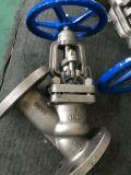 Typ Kugel-Ventil des Gussteil-Stahl-CF8 OS&Y Y