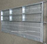 構築の安全な耐久の足場ボード