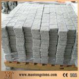 Камень дешевого серого гранита G603 вымощая
