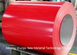 China-Top Ten, das Produkt-Farbe beschichteten Stahlring verkauft