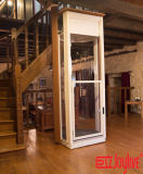 Indoor 2 ~ 4 personnes Glass House Home Elevator