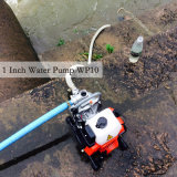 De Pomp van het Water van de Motor van de benzine de Pomp van het Water van 1 die Duim door Motor 1e44f-6 wordt aangedreven