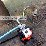 Bomba de agua del motor de la gasolina Bomba de agua de 1 pulgada accionada por el motor 1e44f-6