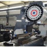 Piezas de aluminio del CNC que muelen el centro de mecanización (PZB-CNC12000S)